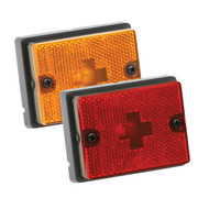 Wesbar Trailer Side Marker Light - Stud Mount