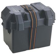 Attwood Marine Battery Box With Strap And Mounting Hardware