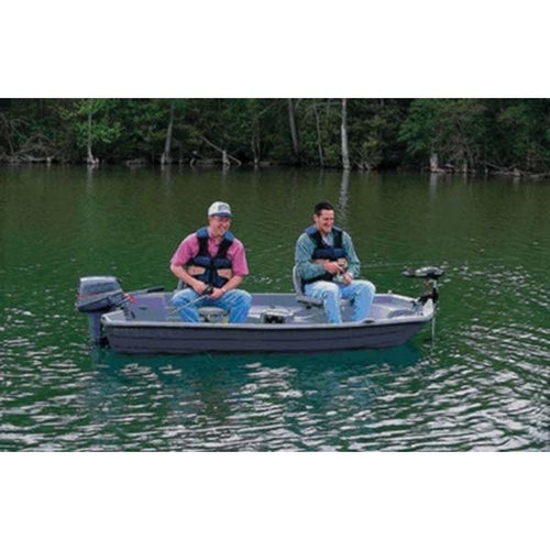 "Molded Plastic Bass Boat Cover Up To 8' Max 48"" Beam"
