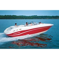 """V-Hull Outboard Extended Platform 26'5'' to 27'4'' Max 102"""" Beam"""