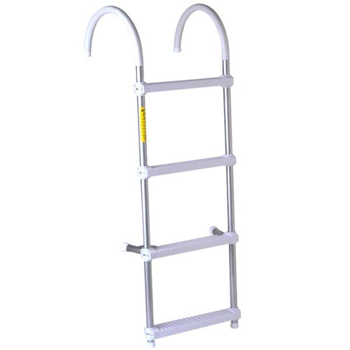 "Garelick Portable Folding Boarding Ladder 7"" Hook"