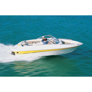 "V-Hull Outboard Integrated Platform 15'5'' to 16'4'' Max 76"" Beam"