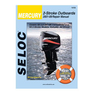 Seloc Service Manual, Mercury Mariner Outboard 2001 - 2009
