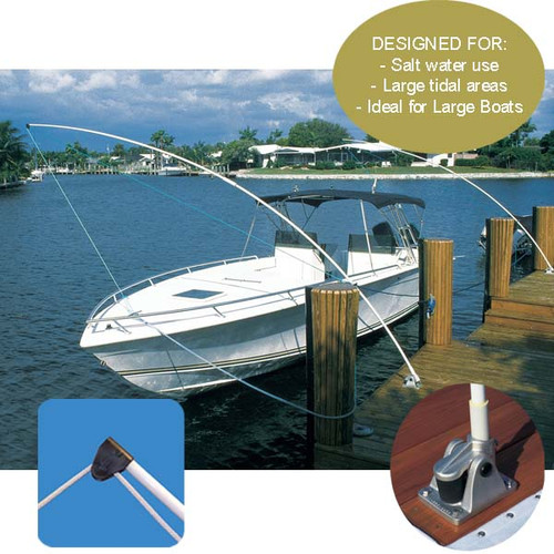 Taylor Made Premium Mooring Whip Rocker Arm Base
