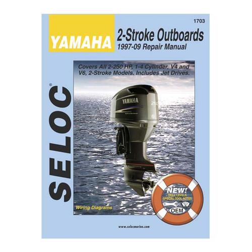 Seloc Service Manual, Yamaha Outboards 1997-2009