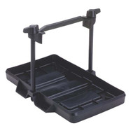 Attwood Marine Battery Tray With Adjustable Hold Downs