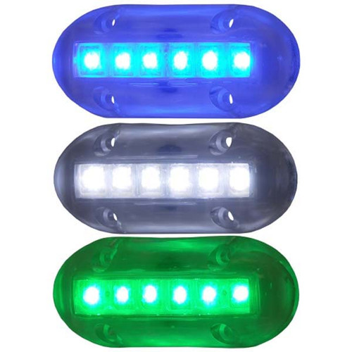 T&H Marine LED Underwater Lites 1.5'' X 3.5''