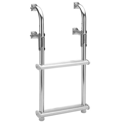 Garelick Compact Flip Up Transom Ladder