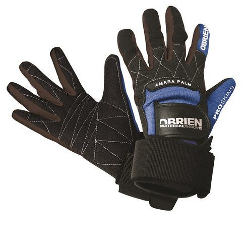 O'Brien Pro Skin Ski Gloves Full Fingered