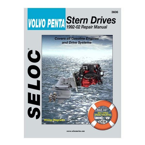 service manual volvo penta sterndrive 1992 2002 rh wholesalemarine com Cummins Marine Diesel Volvo Marine Diesel Sailboat