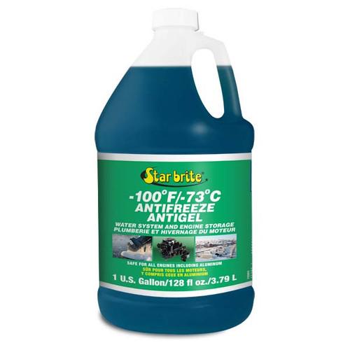 Starbrite Sea Safe Non-Toxic Anti-Freeze, -100F
