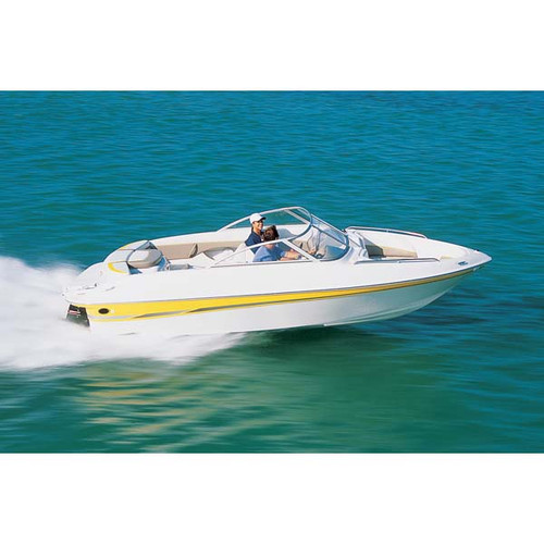 "V-Hull Outboard Integrated Platform 17'5'' to 18'4'' Max 86"" Beam"
