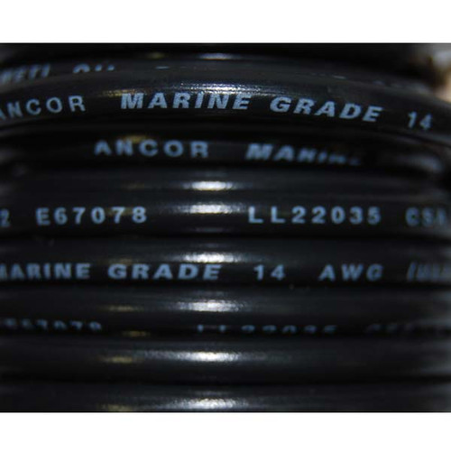 Ancor 14 Gauge Marine Tinned Primary Wire-18ft Spool