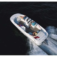 """Deck Boat Cover 17'5"""" to 18'4"""" Max 102"""" Beam"""