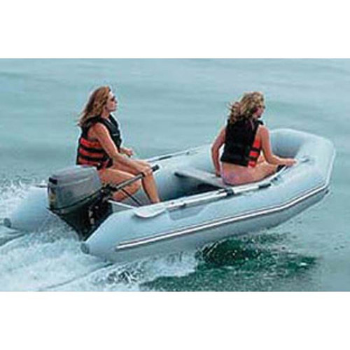 "Inflatable Boat Cover w/o Motor 12'5"" to 13'4"" Max 70"" Beam"