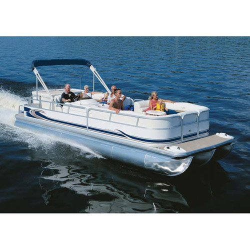 "Pontoon Full Cover 15'1"" to 16'0"" Max 102"" Beam"