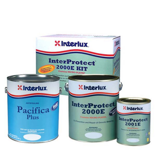 Interlux Pontoon Bottom Paint Kit