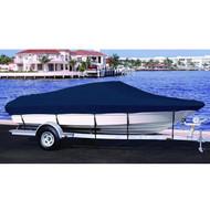 Luns 1650 Explorer Tiller Outboard Boat Cover 1999 - 2005