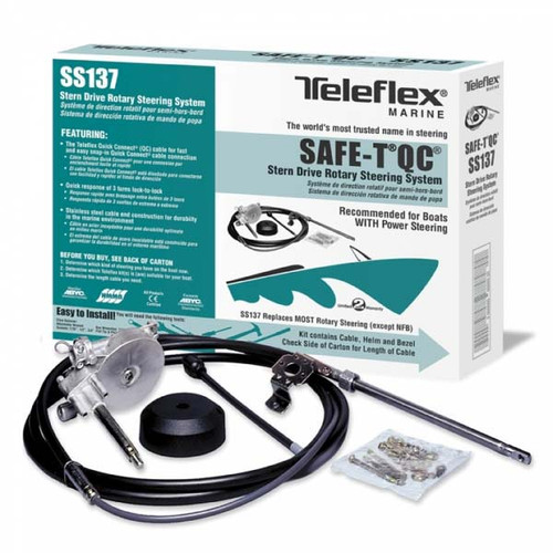 Safe-T QC Rotary Steering Kit