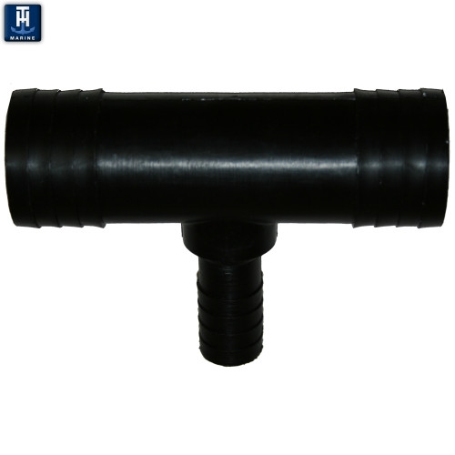 T&H Marine Plumbing Fitting Reducing Tee