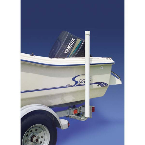 boat trailer guide ons center v style