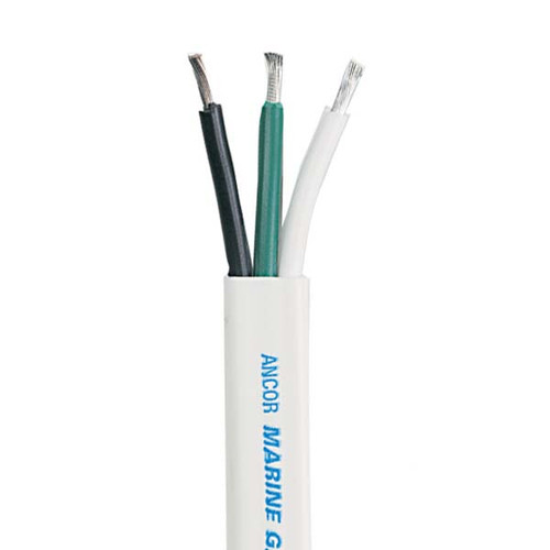 Ancor Triplex Flat Marine Cable 3-Wire