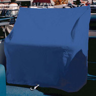 TaylorMade Navy Polyester Center Console Covers
