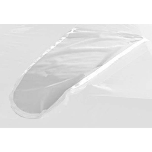 Shrinkwrap Supplies 36'' Zippered Door