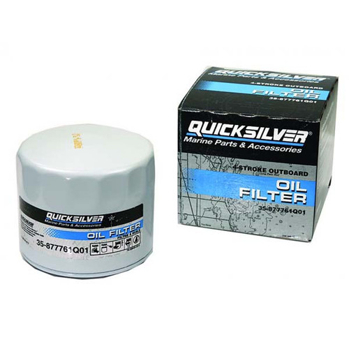 Quicksilver Oil Filter 35-877761Q01 4-Stroke Outboards
