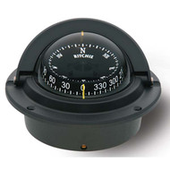 Ritchie F-83 Voyager Compass (Flush Mount) - Black