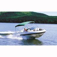 "Hot Shot Bimini Boat Top 91 - 96"" Width x 54"" Height 6 ft Length"