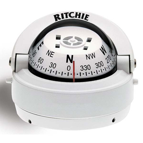 Ritchie S-53W Explorer (Surface Mount) - White