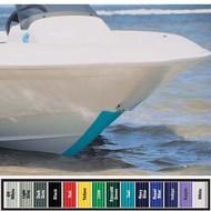 KeelShield Self Adhesive (3m) Hull Protector 7ft