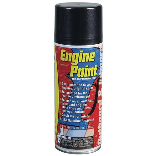 Moeller Marine Engine Paint - OMC
