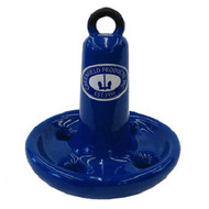 Greenfield Coated Mushroom Anchor - Royal Blue
