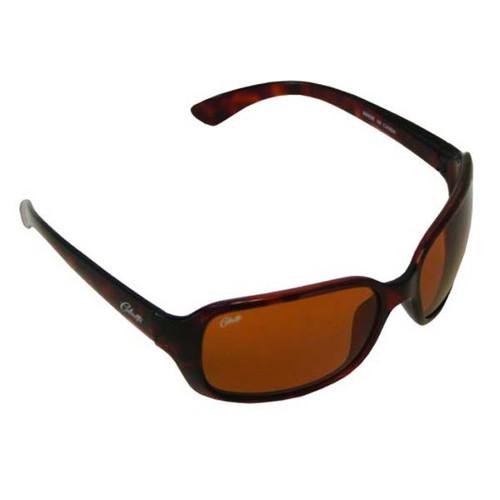 Calcutta Boca Chica Sunglasses - Tortoise Frame W/ Amber Lens