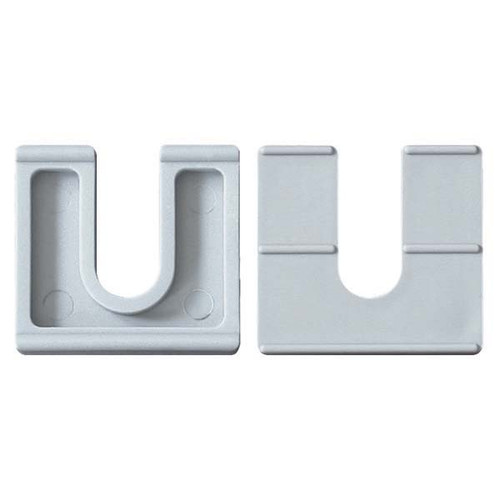 JIF U-Shaped Pontoon Fence Riser Kit