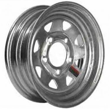"Loadstar 5 Lug 13"" Rim Only - Galvanized"