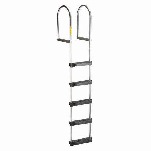 Garelick Dock/Raft Ladder - Fixed Model - 5 Step
