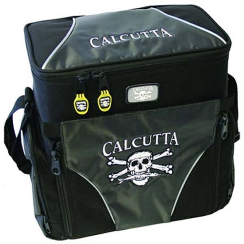 4 Tray Tackle Bag W/ Logo By Calcutta