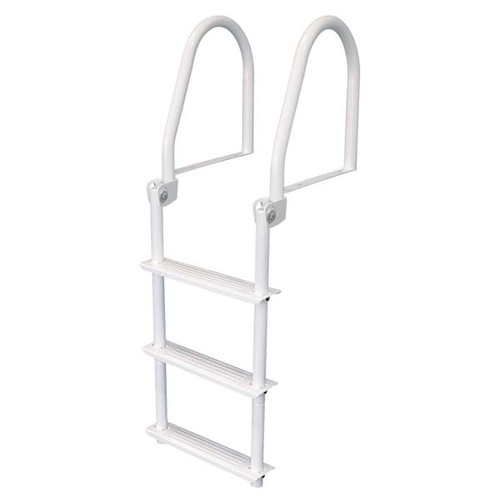 JIF Flip-Up Dock Ladder