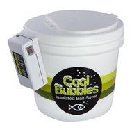 Cool Bubbles 3.5 Gallon Aerated Bait Container
