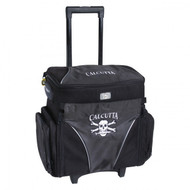 Calcutta CT4010WC Rolling Tackle Bag 5 Tray 3700 Series