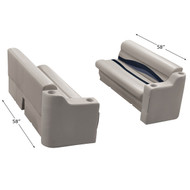 "Wise WD14027 50"" Bench & Arm Set"