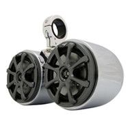 Monster Tower Kicker Double Barrel Speaker - Pair
