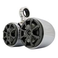 Monster Tower Kicker Double Barrel Speaker - Pair
