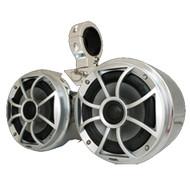 Monster Tower Wet Sounds XS650 Double Barrel Speaker - Pair