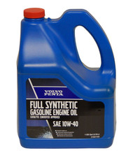 Volvo 10W40 Synthetic Engine Oil
