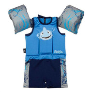 Stearns Puddle Jumper Life Jacket Suit - Boys Shark