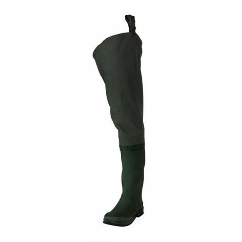 Frogg Toggs Cascade Hunter Green Rubber Bootfoot